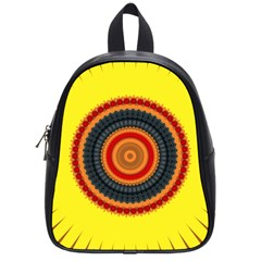 Art Decoration Wallpaper Bright School Bag (small)