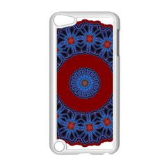 Mandala Pattern Round Ethnic Apple Ipod Touch 5 Case (white)