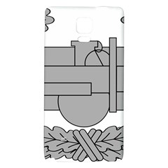 U S  Army Expert Soldier Badge   Proposed Samsung Note 4 Hardshell Back Case by abbeyz71