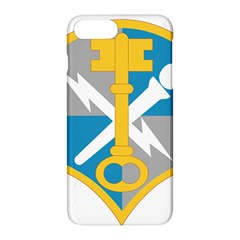 U S  Army Intelligence And Security Command Shoulder Sleeve Insignia Apple Iphone 8 Plus Hardshell Case by abbeyz71