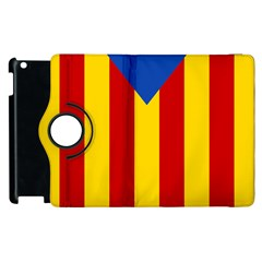 Blue Estelada Catalan Independence Flag Apple Ipad 3/4 Flip 360 Case by abbeyz71