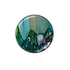 Abstract Art Modern Surreal Hat Clip Ball Marker (10 Pack)