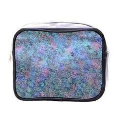 Design Computer Art Abstract Mini Toiletries Bag (one Side) by Pakrebo