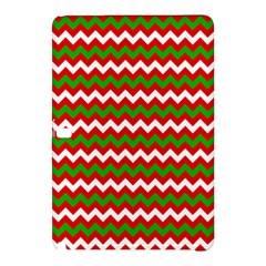 Christmas Paper Scrapbooking Pattern Samsung Galaxy Tab Pro 10 1 Hardshell Case