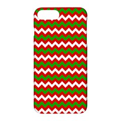 Christmas Paper Scrapbooking Pattern Apple Iphone 7 Plus Hardshell Case