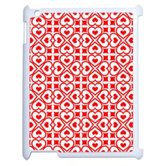 Background Card Checker Chequered Apple Ipad 2 Case (white)