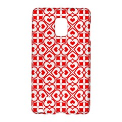 Background Card Checker Chequered Samsung Galaxy Note Edge Hardshell Case