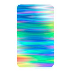 Wave Rainbow Bright Texture Memory Card Reader (rectangular)