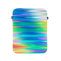 Wave Rainbow Bright Texture Apple Ipad 2/3/4 Protective Soft Cases