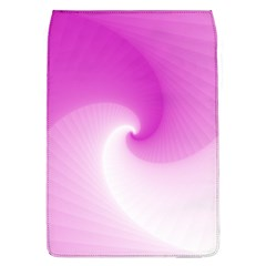 Abstract Spiral Pattern Background Removable Flap Cover (l)