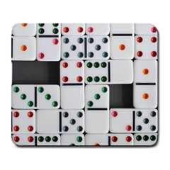Woah, Domino Large Mousepads by WensdaiAmbrose