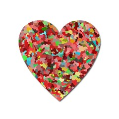 Redy Heart Magnet by artifiart