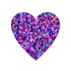 Buty Heart Magnet by artifiart