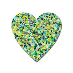 Lovely Heart Magnet by artifiart