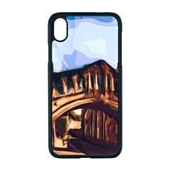 Street Architecture Building Apple Iphone Xr Seamless Case (black)