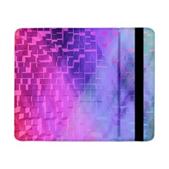 Texture Cell Cubes Blast Color Samsung Galaxy Tab Pro 8 4  Flip Case