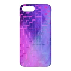 Texture Cell Cubes Blast Color Apple Iphone 7 Plus Hardshell Case