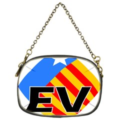 Logo Of Valencian Left Political Party Chain Purse (one Side) by abbeyz71