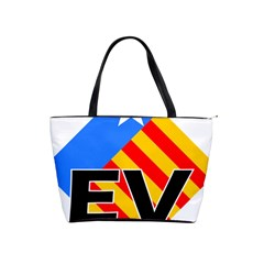 Logo Of Valencian Left Political Party Classic Shoulder Handbag by abbeyz71