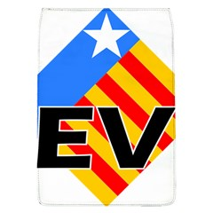 Logo Of Valencian Left Political Party Removable Flap Cover (l) by abbeyz71