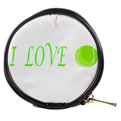 I Lovetennis Mini Makeup Bag by Greencreations