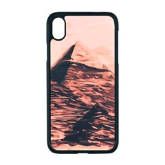 Pyramid Egypt Monumental Apple Iphone Xr Seamless Case (black)