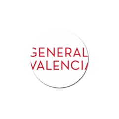 Logo Of Community Of Valencia Golf Ball Marker (10 Pack) by abbeyz71