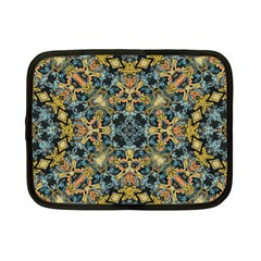 Seamless Texture Ornate Netbook Case (small)
