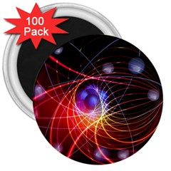 Physics Quantum Physics Particles 3  Magnets (100 Pack)