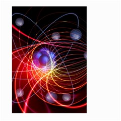 Physics Quantum Physics Particles Large Garden Flag (two Sides)