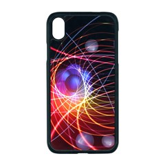 Physics Quantum Physics Particles Apple Iphone Xr Seamless Case (black)