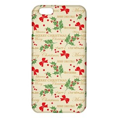 Christmas Paper Scrapbooking Iphone 6 Plus/6s Plus Tpu Case by Pakrebo