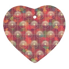Colorful Background Abstract Ornament (heart)