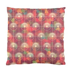 Colorful Background Abstract Standard Cushion Case (one Side)