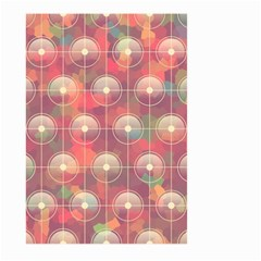 Colorful Background Abstract Large Garden Flag (two Sides)