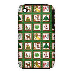 Christmas Paper Christmas Pattern Iphone 3s/3gs
