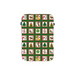 Christmas Paper Christmas Pattern Apple Ipad Mini Protective Soft Cases