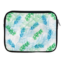 Pattern Feather Fir Colorful Color Apple Ipad 2/3/4 Zipper Cases