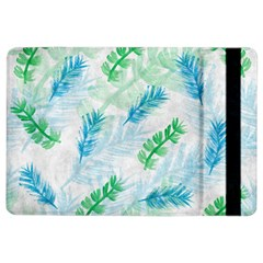 Pattern Feather Fir Colorful Color Ipad Air 2 Flip