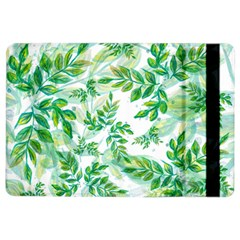 Leaves Green Pattern Nature Plant Ipad Air 2 Flip