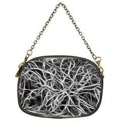 Nerves Cells Dendrites Sepia Chain Purse (one Side)