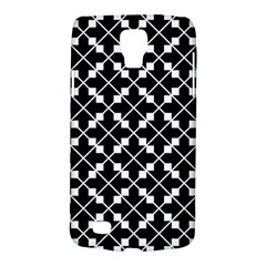 Abstract Background Arrow Samsung Galaxy S4 Active (i9295) Hardshell Case