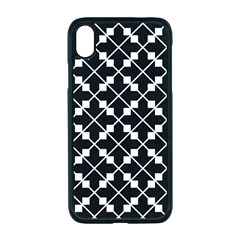 Abstract Background Arrow Apple Iphone Xr Seamless Case (black)