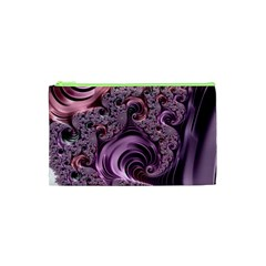 Abstract Art Fractal Art Fractal Cosmetic Bag (xs)