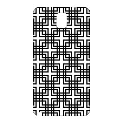 Pattern Vector Halftone Wallpaper Samsung Galaxy Note 3 N9005 Hardshell Back Case