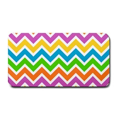 Chevron Pattern Design Texture Medium Bar Mats by Pakrebo