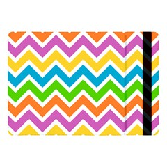Chevron Pattern Design Texture Apple Ipad Pro 10 5   Flip Case by Pakrebo