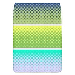 Pattern Banner Background Dot Set Removable Flap Cover (s)