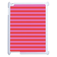 Stripes Striped Design Pattern Apple Ipad 2 Case (white) by Pakrebo