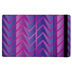 Geometric Background Abstract Apple Ipad 3/4 Flip Case by Pakrebo